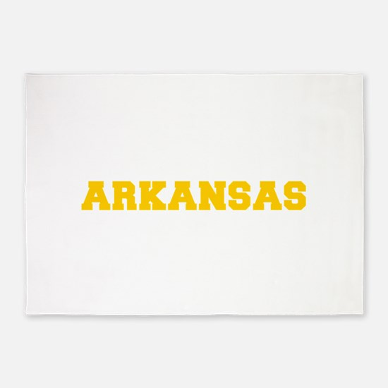 ARKANSAS-Fre gold 600 5'x7'Area Rug