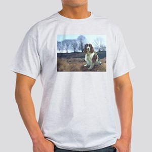 Waiting to Play Light T-Shirt