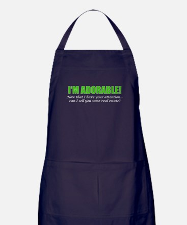 Im Adorable! Can I sell you some real Apron (dark)