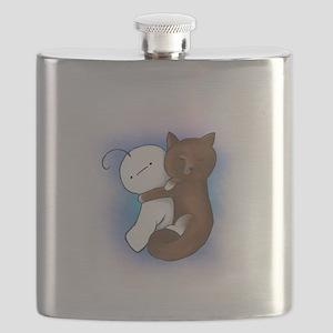 Cuddly Cry Flask
