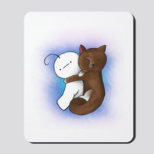 Cuddly Cry Mousepad