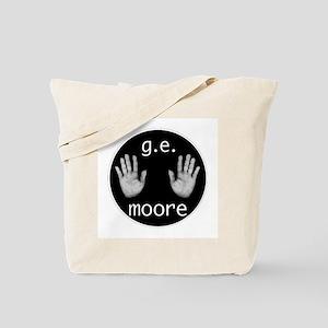 Moore's Hands Tote Bag