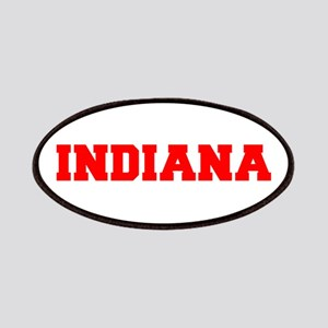 INDIANA-Fre red 600 Patch