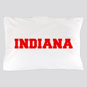 INDIANA-Fre red 600 Pillow Case