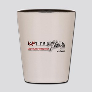 MTTB: Multi-Talented Thoroughbred Shot Glass