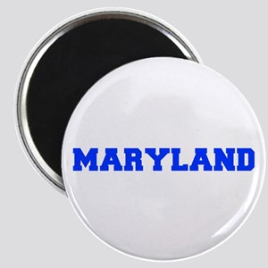 Maryland-Fre blue 600 Magnets
