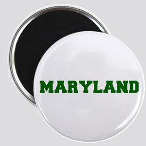 MARYLAND-Fre d green 600 Magnets