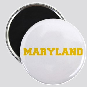 MARYLAND-Fre gold 600 Magnets