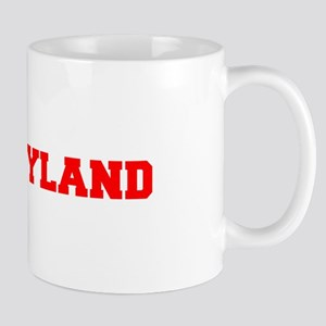 MARYLAND-Fre red 600 Mugs