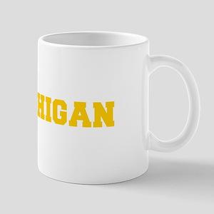 MICHIGAN-Fre gold 600 Mugs