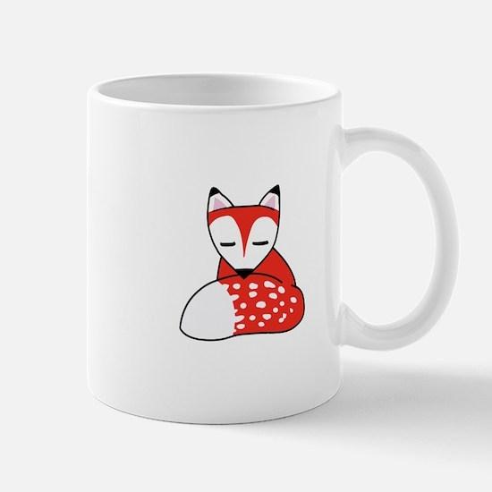 SMALL FOX Mugs