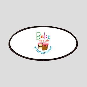 BAKE ME A CAKE Patch