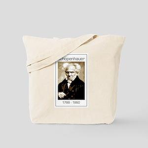 Schopenhauer Tote Bag
