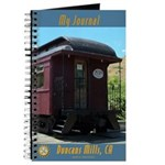 Duncans Mills Railcar Sunspeed Journal
