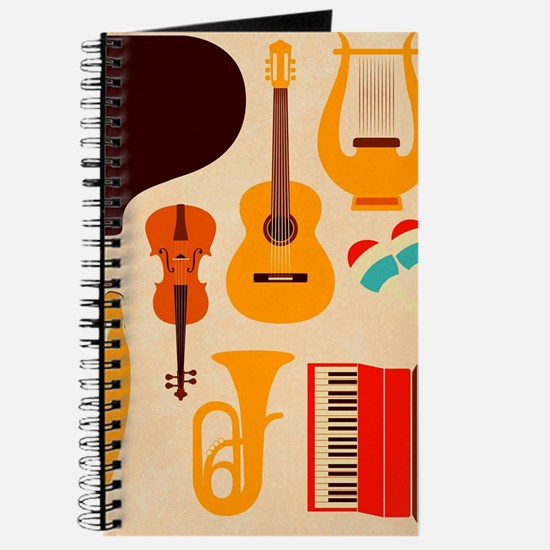 Mid Century Musical Journal