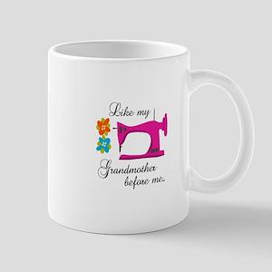 LIKE MY GRANDMOTHER Mugs