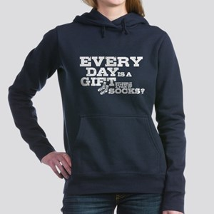 Every Day is a Gift Women's Hooded Sweatshirt