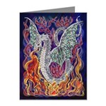 Dragon Fire Note Cards (Pk of 10)