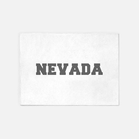 NEVADA-Fre gray 600 5'x7'Area Rug