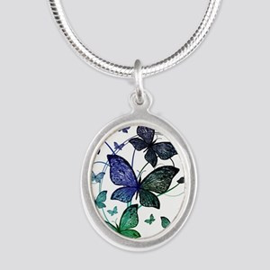 Butterflies Necklaces