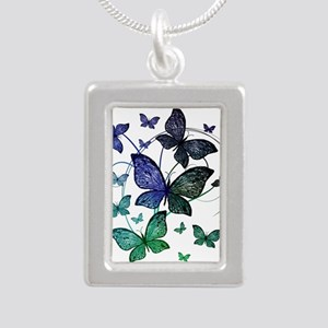 Butterflies Necklaces
