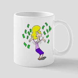 Lottery Winner Mugs