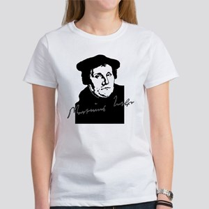 Martin Luther Bust and Signature T-Shirt