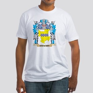 Stewart- Coat of Arms - T-Shirt
