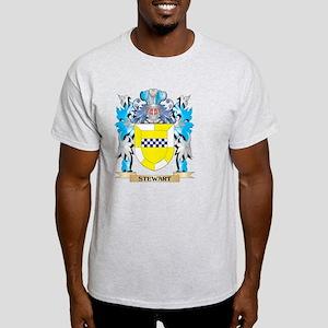 Stewart- Coat of Arms - T-Shirt
