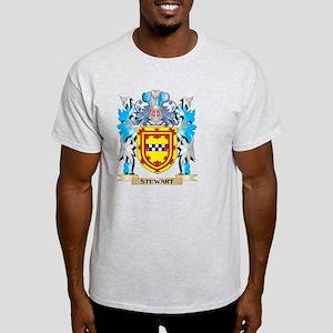 Stewart Coat of Arms - T-Shirt