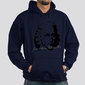 Jonathan Edwards Bust With Signature Hoodie (dark)