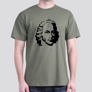 Jonathan Edwards Bust With Signature T-Shirt