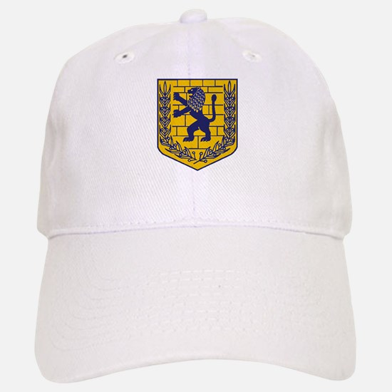 Lion of Judah Gold Baseball Baseball Cap