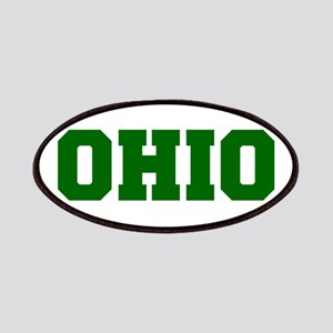 OHIO-Fre d green 600 Patch
