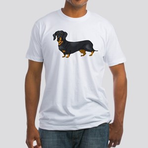 Black and Tan Dachshund T-Shirt