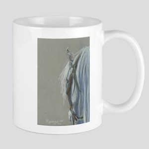 Gray on Gray Mugs