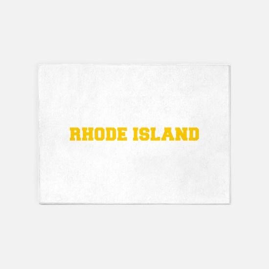 RHODE ISLAND-Fre gold 600 5'x7'Area Rug