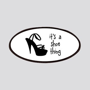 Shoe Thing Patch