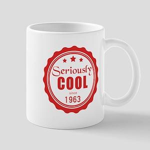 Seriously cool since 1963 Mugs