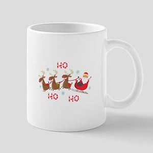 HO HO HO santa Mugs