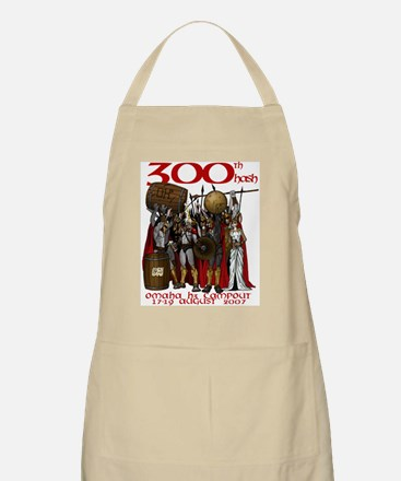 OH3 300th Hash BBQ Apron