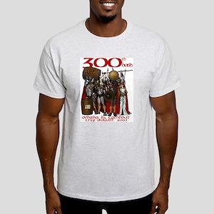 OH3 300th Hash Light T-Shirt