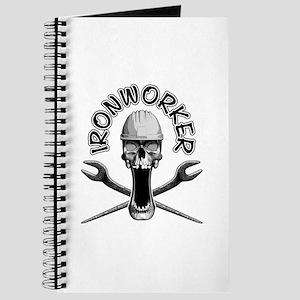 Ironworker Skull Journal