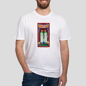 AHS Freak Show Pinhead Fitted T-Shirt