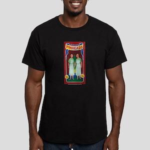 AHS Freak Show Pinhead Men's Fitted T-Shirt (dark)