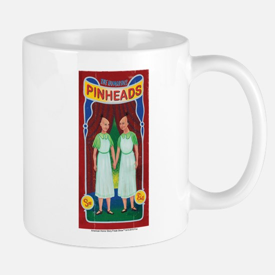 AHS Freak Show Pinhead Mug