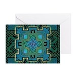 Celtic Castle Greeting Card