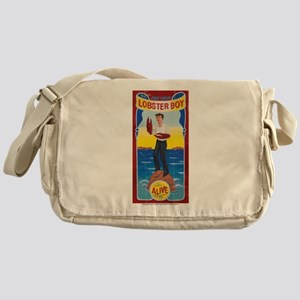 AHS Freak Show Lobster Boy Messenger Bag