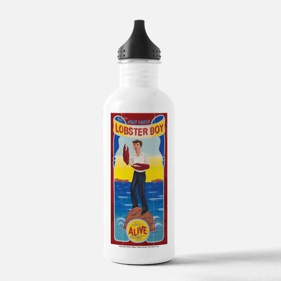 AHS Freak Show Lobster Water Bottle
