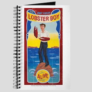 AHS Freak Show Lobster Boy Journal